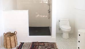 unit seal simplehuman tray caddy upstand diy leaking design tile shower bathroom base small dimensions remodel