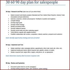 004 Marketing Plan Free Day Template Staggering 30 60 90