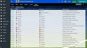 Amateur clubs in football manager 2008