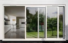 glass patio doors ideas