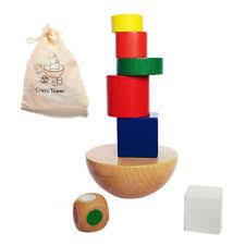 Wooden Bricks Game Wooden Building Block Toys eBay 66