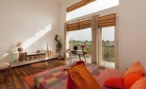 Interior Designs For Bedrooms Inspiration R Farmhouse Contemporary Bedroom Delhi By Kumar Moorthy