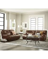Ricardo Leather Sofa Living Room Furniture Collection Power Reclining macys living room chairs