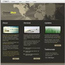 Free Website Template Adorable Global Free Website Templates In Css Js Format For Free