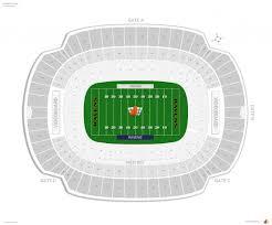 Ravens Stadium Interactive Seating Chart Ravens Seating Chart Seating Chart
