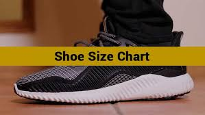 Shoe Size Chart Conversion For Men Women Kids Usa Eu