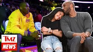Basketball Legend Kobe Bryant & Daughter Gianna Die in Helicopter Crash