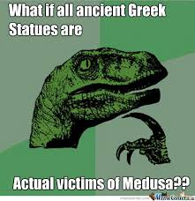 Ancient Greek Statues by recyclebin - Meme Center via Relatably.com