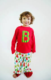 Christmas Outfit - Toddler Christmas Pajamas - Boys Christmas Set ...