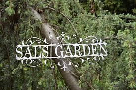 Decorative Metal Yard Signs Metal Garden Signs Gardening Design 71