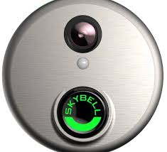 front door camera monitorSkyBell Door Camera Adds IFTTT Support  Electronic House