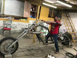 13 foot long chopper bike