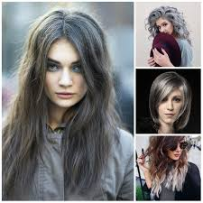 Grey Hair Color Trends To Use In 2017 New Hair Color Ideas