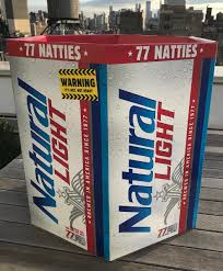 Pack Of Natty Light