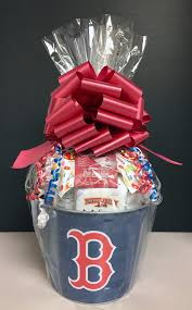 boston red sox gift baskets