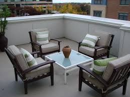 roof deck furniture. Lovable Great Escape Patio Furniture Outdoor Home Decor Concept Roof Deck O