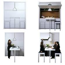 transforming furniture for small spaces. Furniture For Small Spaces #1 - Room In A Box 10 Pieces Of Clever Transforming