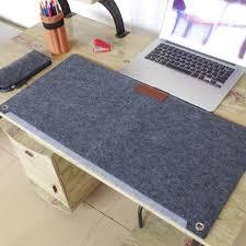 durable computer desk mat modern table felt office mouse
