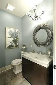 diy bathroom mirror decoration contemporary design with decorative wall lighted