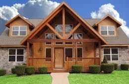 gorgeous rustic lodges