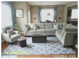 how to place a rug under a sectional sofa area rug ideas how to place an