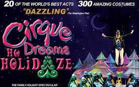 Billings Gazette Admission To Cirque Dreams Holidaze