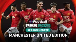 Manchester United - KONAMI Partnervereine | PES - eFootball PES 2021 SEASON  UPDATE Official Site