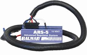 installing a high power alternator in your boat balmar ars5 h regulator