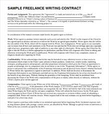sample proposal contract business proposal template  sample lance proposal template 5 documents in pdf