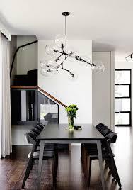 contemporary lighting melbourne. A Contemporary, Monochromatic Home In Melbourne By Sisalla Interior Design - Milk Contemporary Lighting L