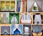 Шторы на окна из подручных материалов