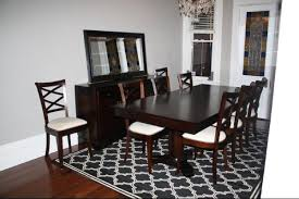 sophisticated dining area rugs of how to choose the perfect rug for your room home
