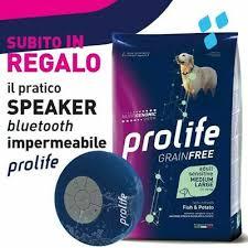 PPROLIFE DOG <b>ADULT</b> SENSITIVE <b>MEDIUM LARGE</b> FISH AND ...