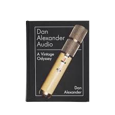 Dan Alexander Audio: A Vintage Odyssey, Hardcover Book ...