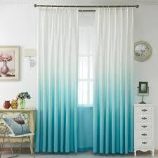 Aliexpresscom Einfarbig Regenbogen Vorhang Fenster Moderne