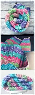 Free Crochet Blanket Patterns Mesmerizing 48 Quick And Easy Crochet Blanket Patterns For Beginners Listing More