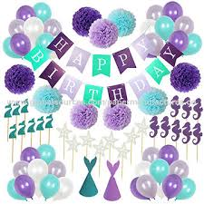 Purple Happy Birthday Banner China Umiss Paper Birthday Party Decorations Happy Birthday Banner
