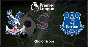 Crystal Palace Everton maçı canlı izle | S Sport ve S Sport Plus şifresiz  hd maç yayını seyret