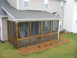 diy screen porch screened designed ideas 13