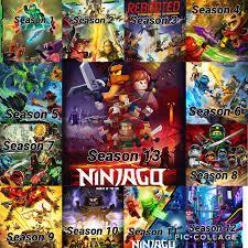 Let's play a game! Ninjago Season Battles. Rules in the comments : Ninjago