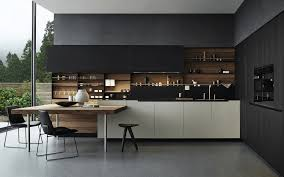 Kitchen Architecture Design Step Out Of The Box With 31 Bold Black Kitchen Designs