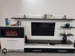 cedar living room entertainment wall unit