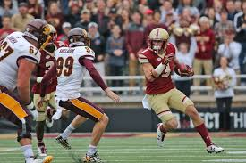 Boston College Football Depth Chart 2013 Michael Walker Football Boston College Athletics