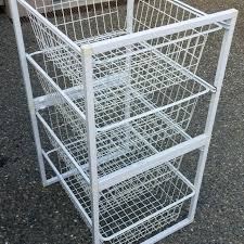 wire basket drawers ikea amazing find more for at up to 90 off pertaining 11