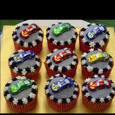 Matchbox Car Cupcakes Cupcakes Matchbox Models Cars Birthday