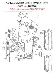 mgba077 nordyne gas furnace parts page 2 hvacpartstore click here to view a parts listing for the mgba077 which includes partial wiring diagrams that we currently have available