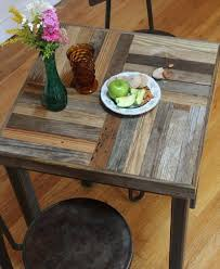 Diy pallet outdoor dinning table Pallet Projects Diy Pallet Dining Table Reclaimed Wood Bistro Kitchen Table Idea For Our Dining Table Top Diy Diy Pallet Dining Table Intodnsinfo Diy Pallet Dining Table Pallet Dining Table Diy Pallet Outdoor