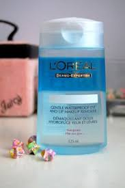 l oreal gentle waterproof eye and lip makeup remover