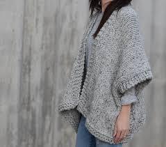 Easy Cardigan Knitting Pattern Custom Design