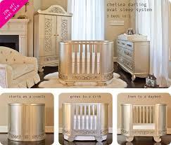 luxury baby furniture. chelsea darling in silver baby crib designer nursery luxury furniture s